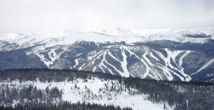 Piste view