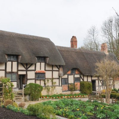 AnneHathaway House - stratford upon