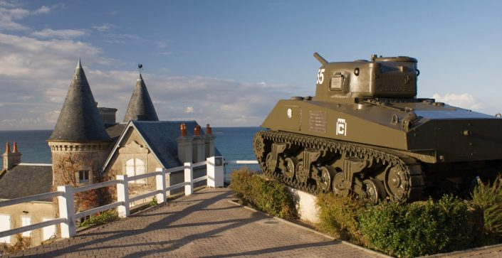 Arromanches Normandy