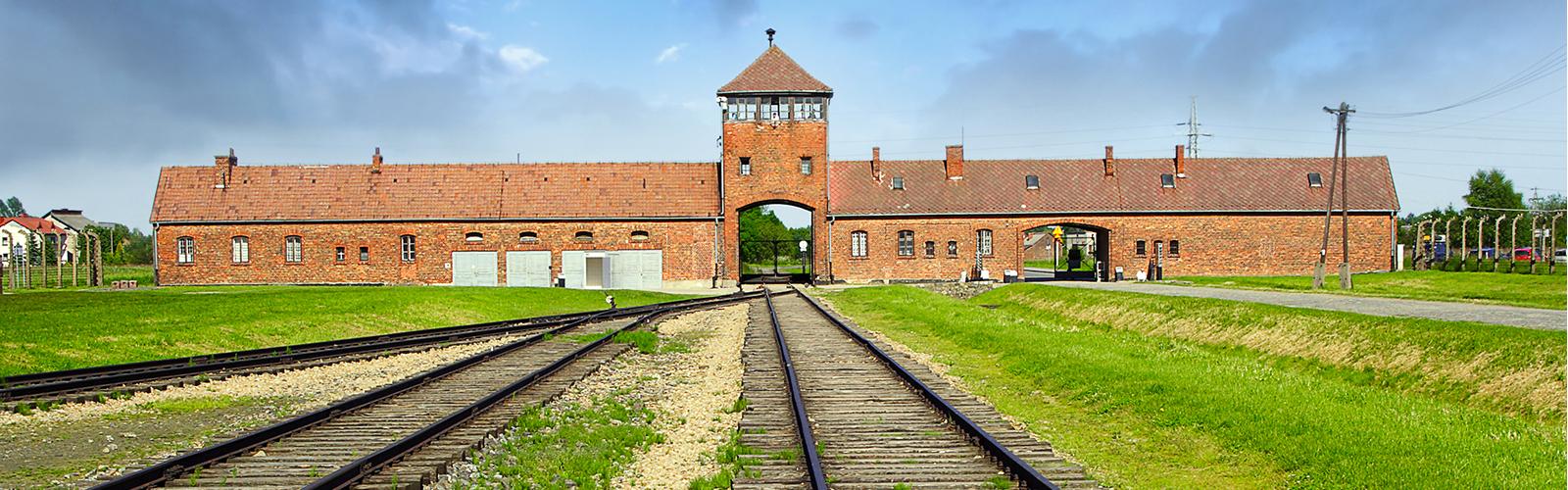 school trip to Auschwitz
