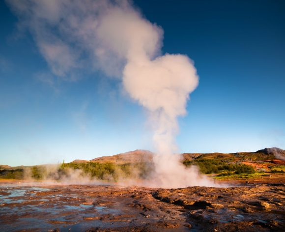 The Great Geysir, Iceland