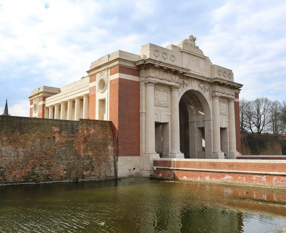 menin gate ypres belgium war