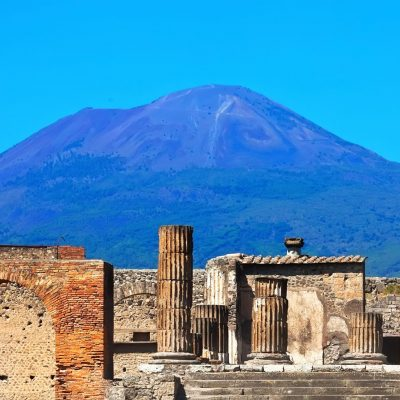 Pompeii Vesuvius