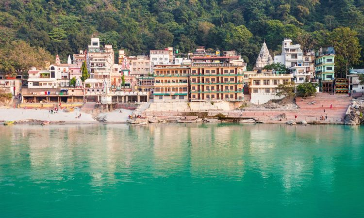 Rishikesh & The Ganges
