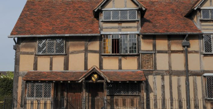 Shakespeare Birthplace stratford