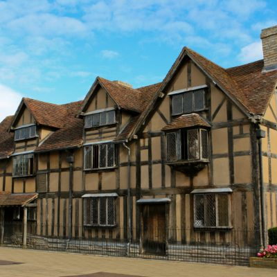 Shakespeare's Birthplace Stratford