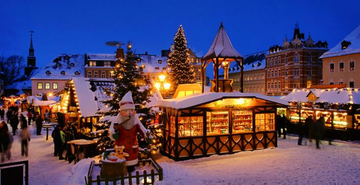 Christmas Market Annaberg