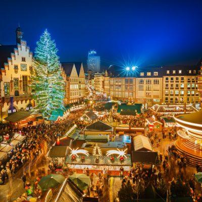 Christmas Market Franfurt