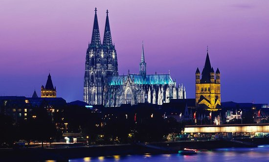 Educational Experience to Cologne with The School Travel Company