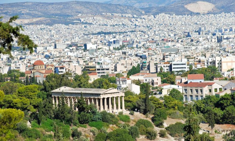 Acropolis and Athens