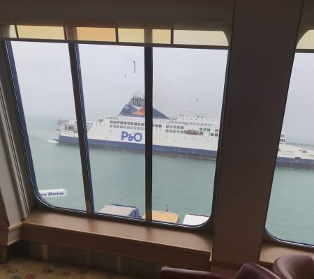 P&O Ferry Crossing