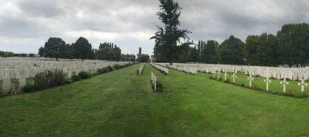 Lijssenhoek Cemetery