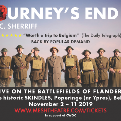 Journey's End, Poperinge 2019